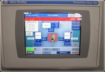 precision machine controls